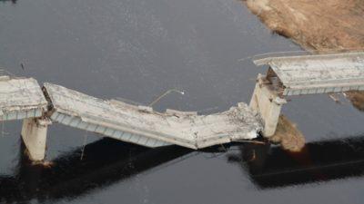 Крымский мост РУХНУЛ и УПАЛ в воду