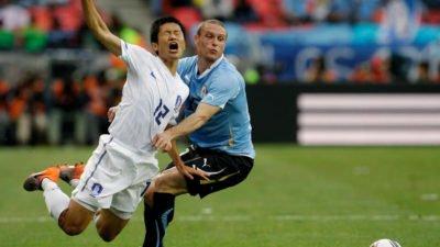 Товарищеские матчи. Южная Корея - Уругвай. Прогнозы на матч 12.10.2018