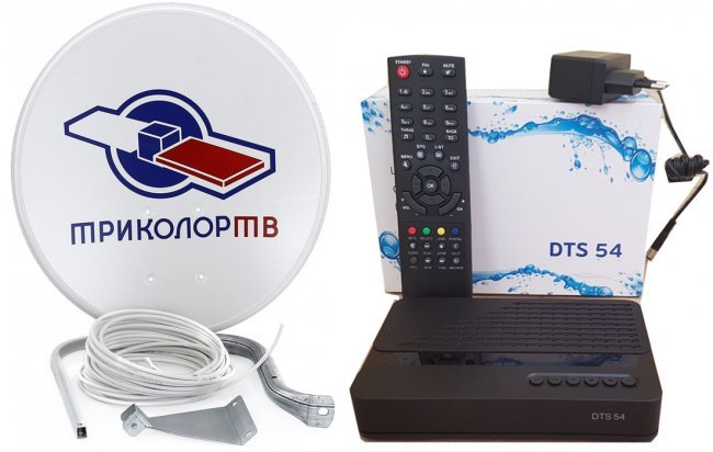 сайт Триколор ТВ