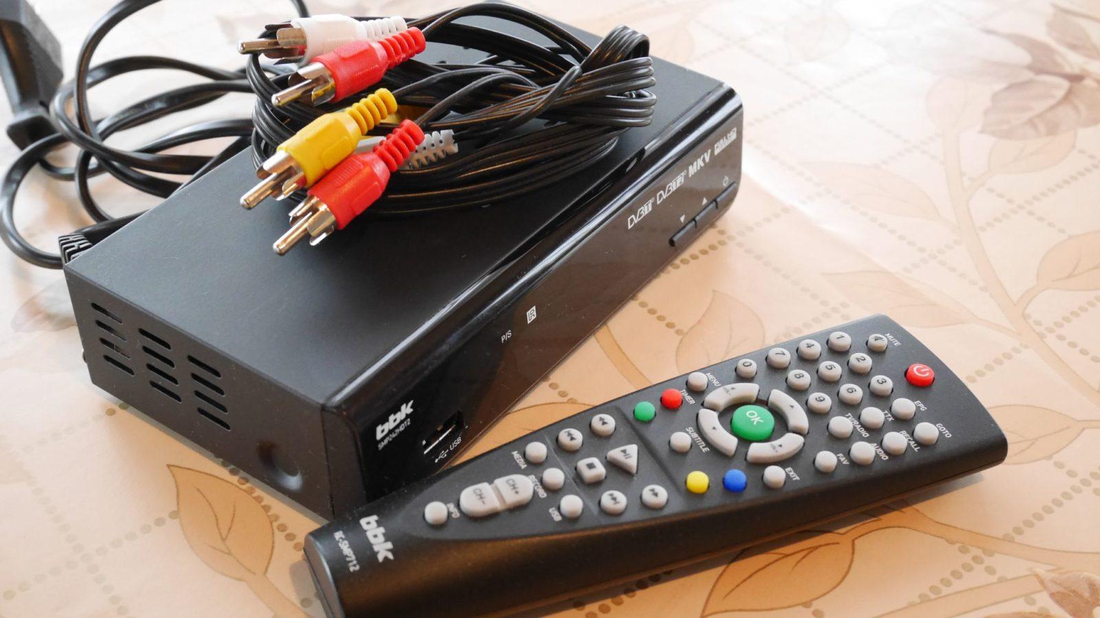 HDTV телевидение - покупка HD ресивера