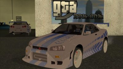 Коды на ГТА (GTA) Сан Андреас на машины из форсажа