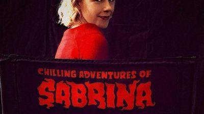 Леденящие душу приключения Сабрины трейлер сериала смотреть онлайн видео