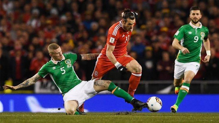 Лига Наций. Ирландия - Уэльс. Прогнозы на матч 16.10.2018