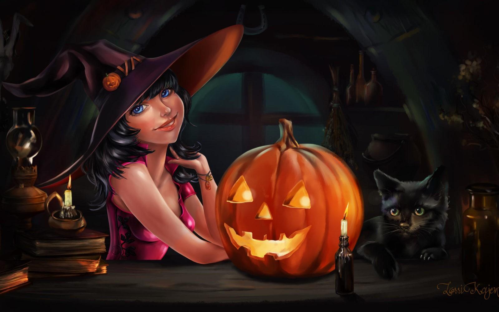 Хэллоуин — канун Дня всех святых 31 октября 2018 смотреть онлайн