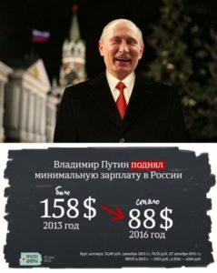 СРЕДНЯЯ ЗАРПЛАТА В РОССИИ ВРАНЬЁ 2019