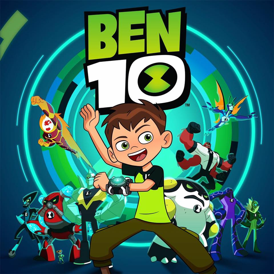 Бен 10 (Тен) все серии подряд на русском без остановки смотреть онлайн