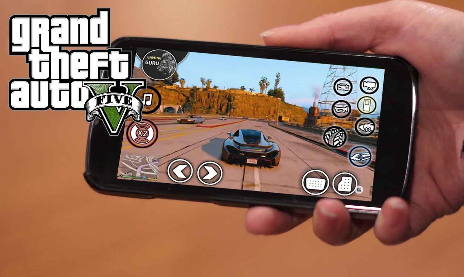 ГТА 5 (GTA 5) на андроид скачать бесплатно