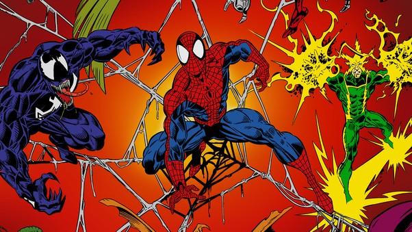 Человек паук 1994 все сезоны подряд смотреть онлайн