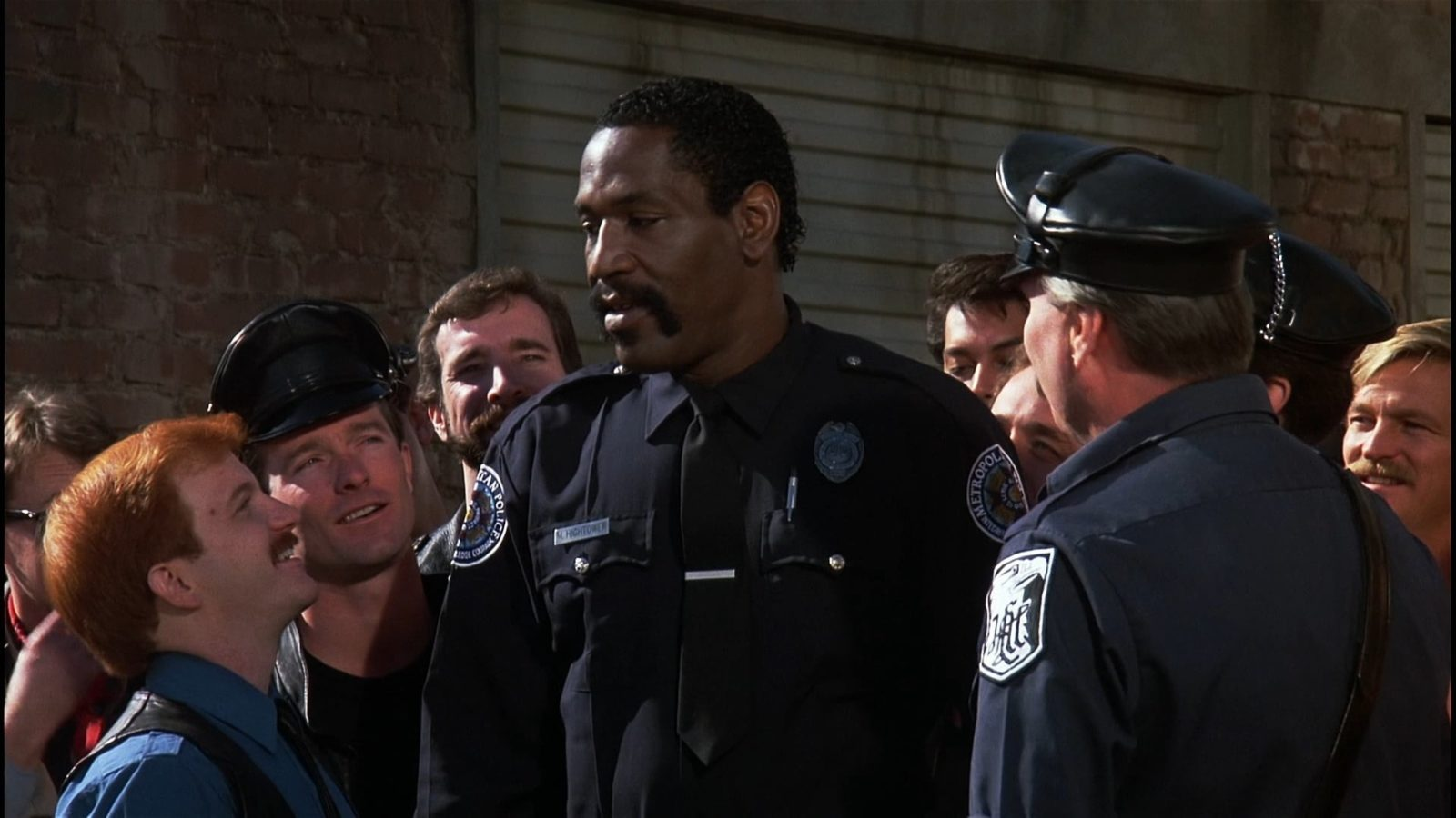 ТОП 10 фильмов про полицию