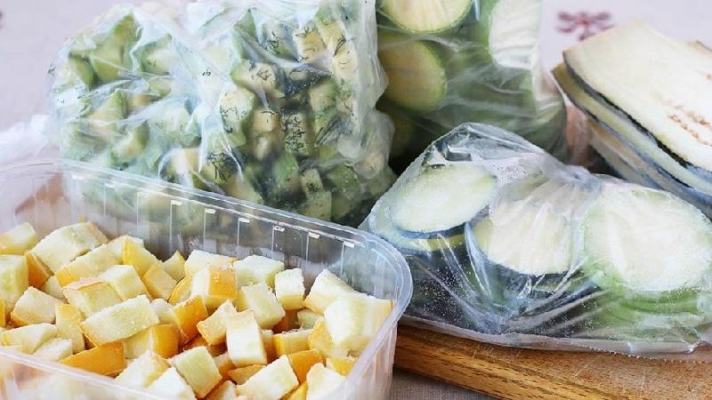 Как заморозить кабачки на зиму в морозилке свежими кружочками для жарки