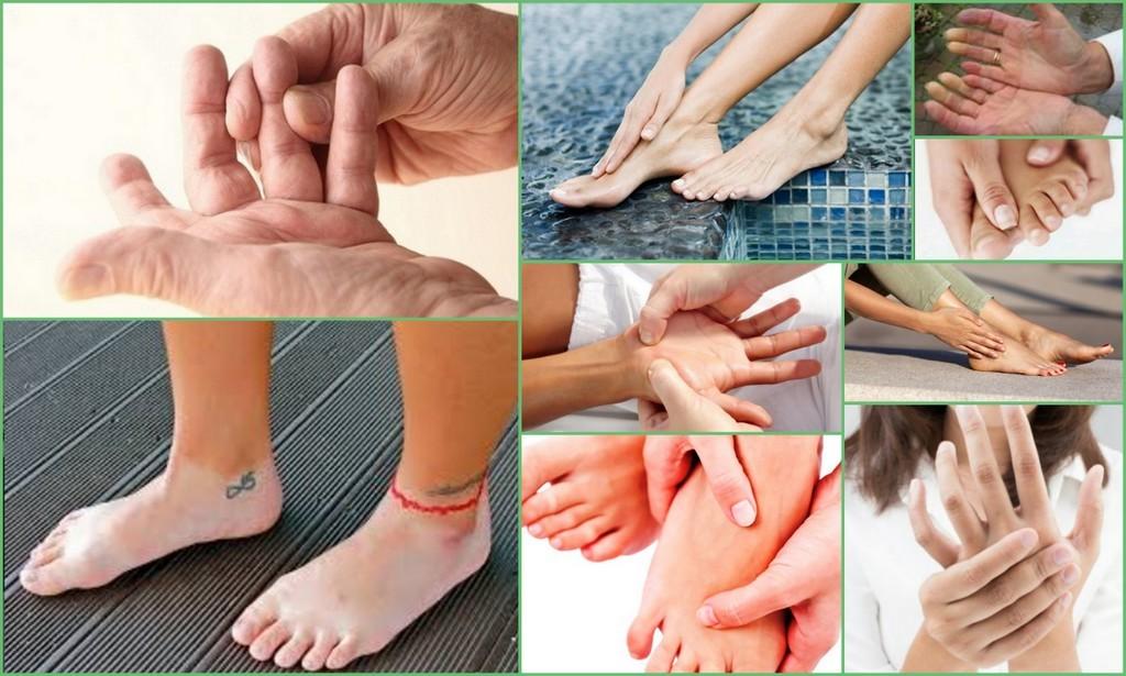 Почему немеют ноги и руки причины и лечение видео смотреть онлайн