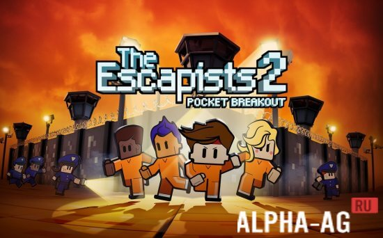 The Escapists 2: Pocket Breakout скачать 1.6.593041 Full на АНдроид