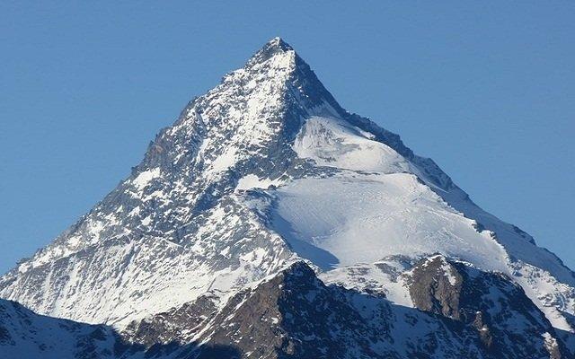 Самая высокая гора в Австрии?