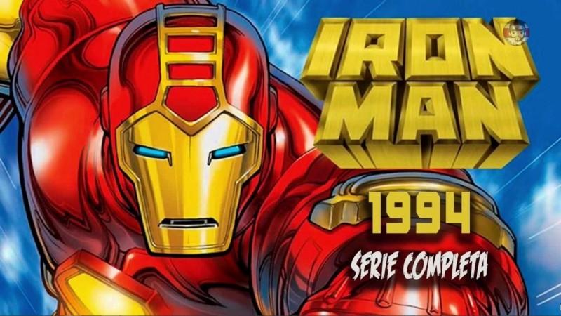 Железный человек мультсериал 1994 все серии подряд смотреть онлайн