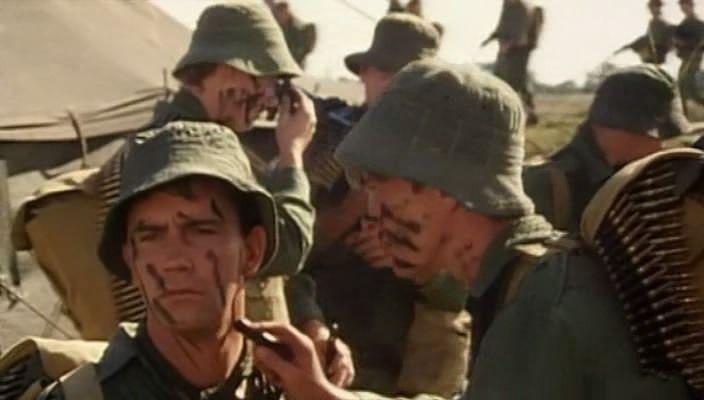 Вьетнам.До востребования Сериал 1987г