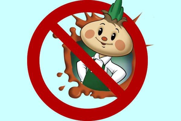 Почему запретили Чиполлино в России?