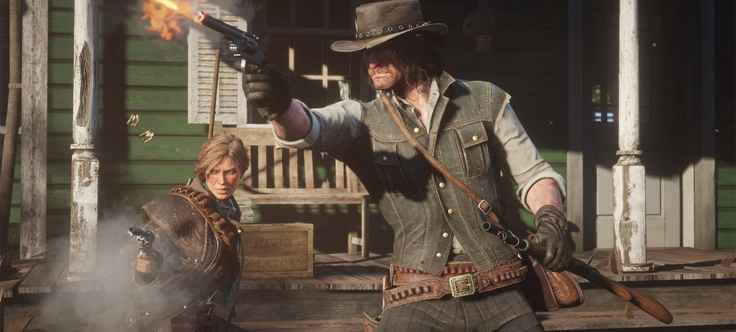 Red Dead Redemption 2 вышла на ПК сегодня 6 ноября 2019