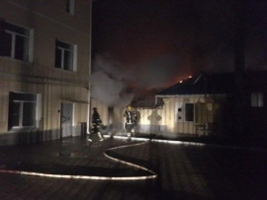 Сегодня 6 ноября в Красное-на-Волге Пожар есть жертвы