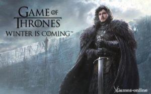 Лучшие онлайн игры - Игра престолов Зима близко Стратегия онлайн 2020
