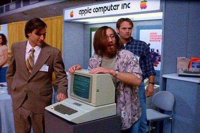 """Цитата из фильма пираты """"Силиконовой долины"""" История Apple и Microsoft"""