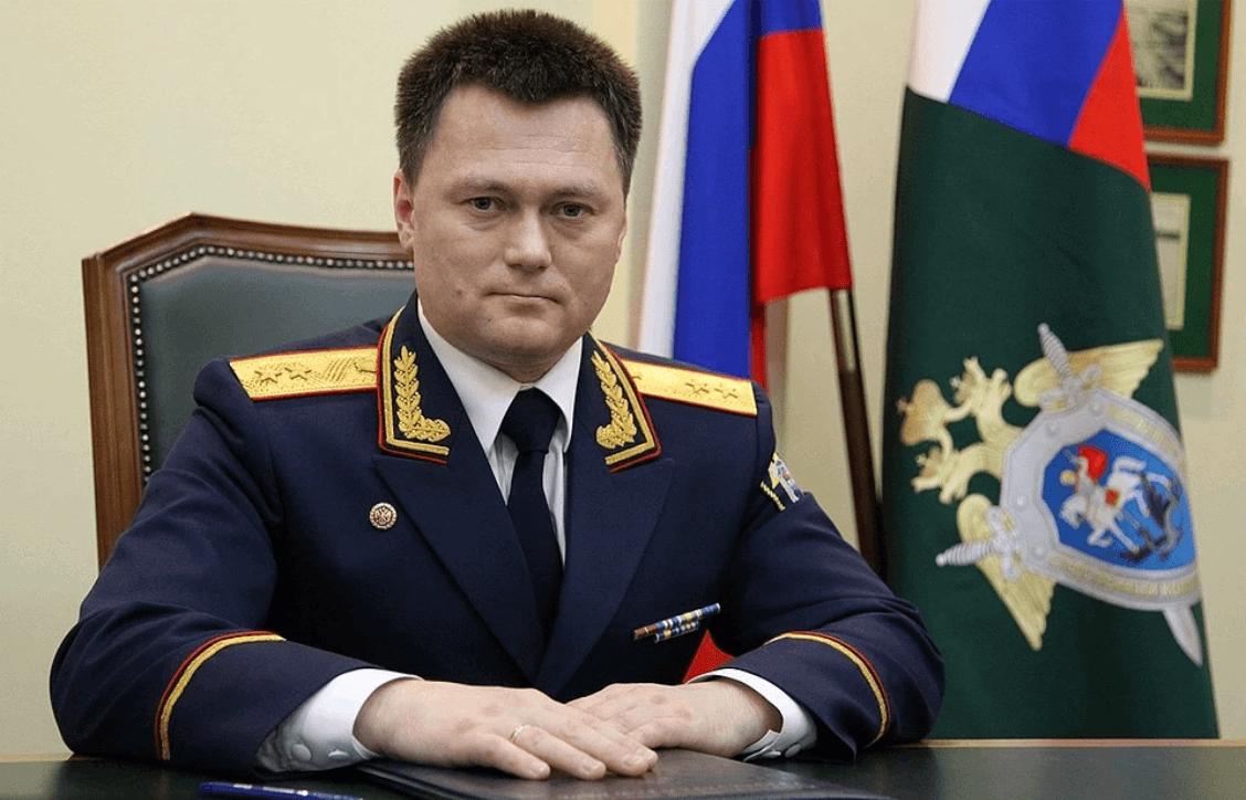 Биография Игоря Краснова