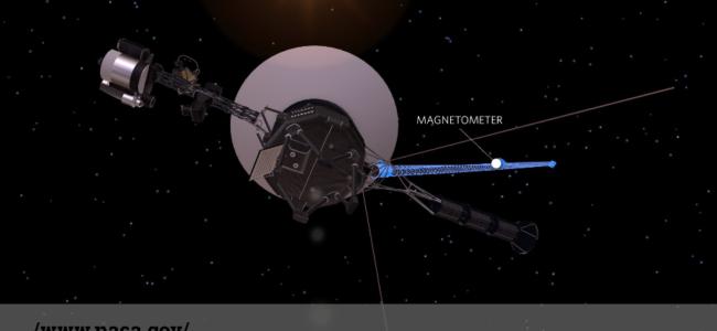 На аппарате Вояджер 2 устранили поломку на расстоянии в 18 млрд километров