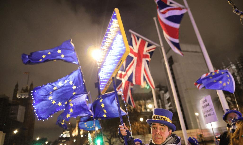 Брекзит Великобритании становится реальностью в 2020