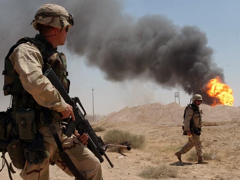 Ирак Парламент 5 января 2020 проголосовал за вывод иностранных войск
