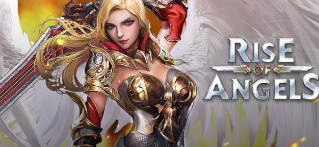 Лучшая браузерная онлайн игра Rise of Angels MMORPG