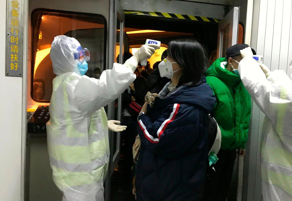 Первая смерть зараженного Китайским коронавирусом в близ России