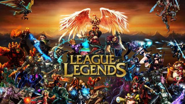 Лига Легенд (League of Legends) скачать игру