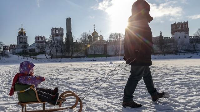 Прогноз на Февраль: когда в Россию придет Зима?