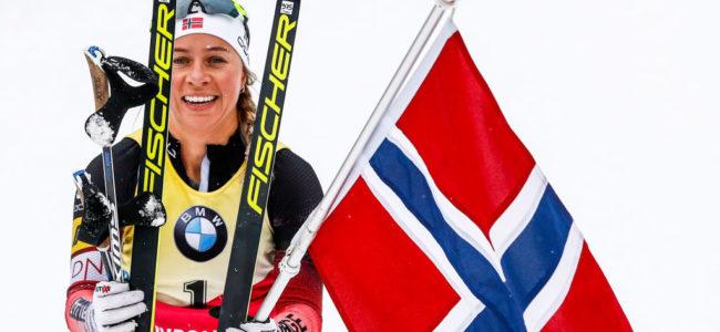Назван состав сборной Норвегии в индивидуальной гонке по биатлону 2020