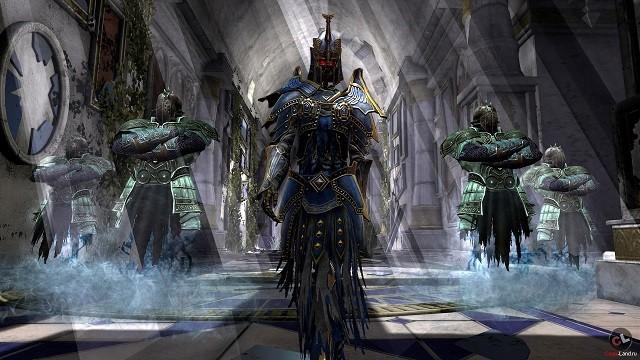 Бесплатная MMORPG с активной боевой системой по вселенной Dungeon & Dragons