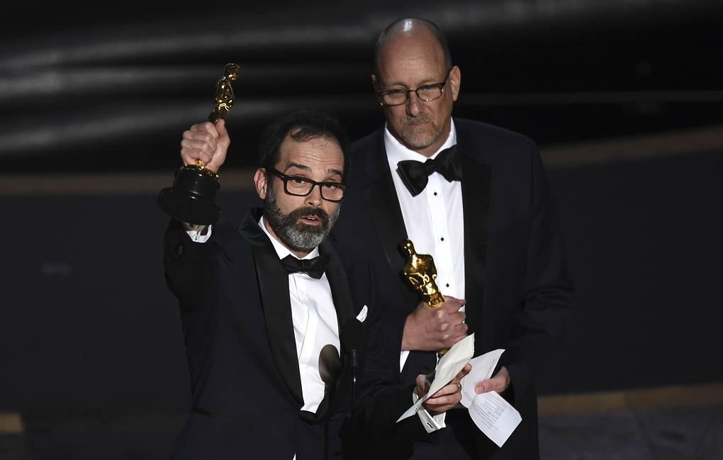 Фильм Форд против Феррари получил награду за лучший звук