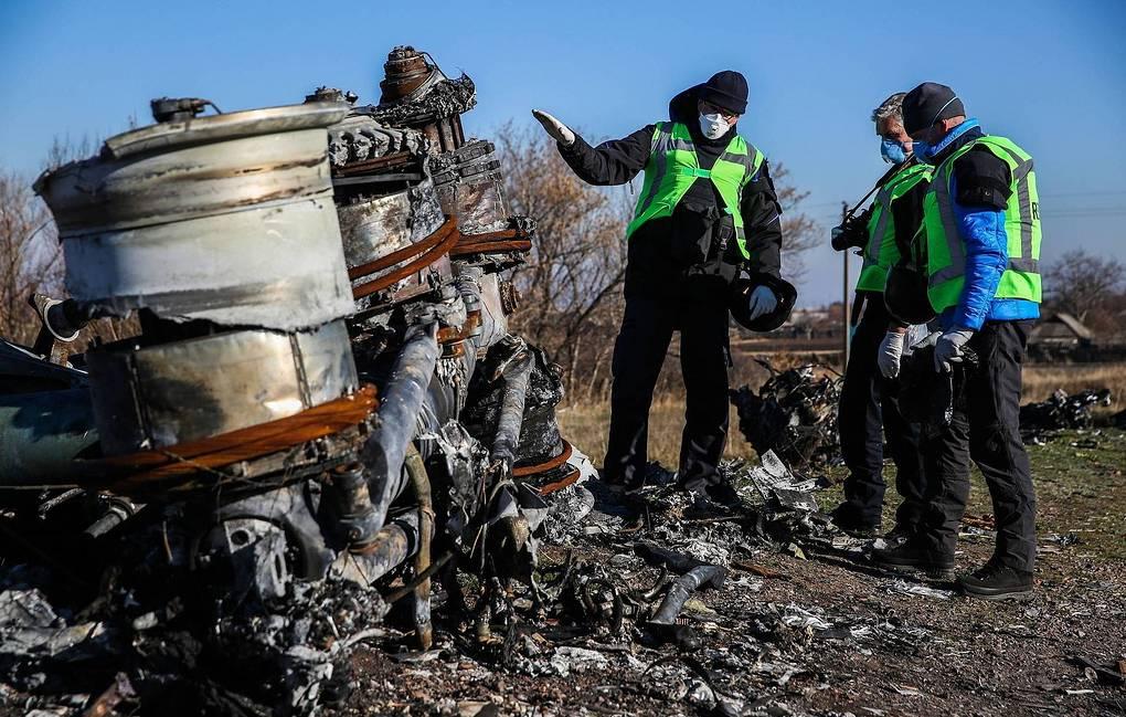 MH17 был сбит не из комплексов БУК об этом заявили в Нидерландах