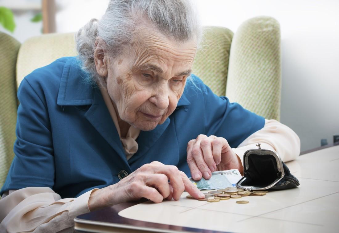 Пенсионная реформа не решила проблем с уровнем жизни в России