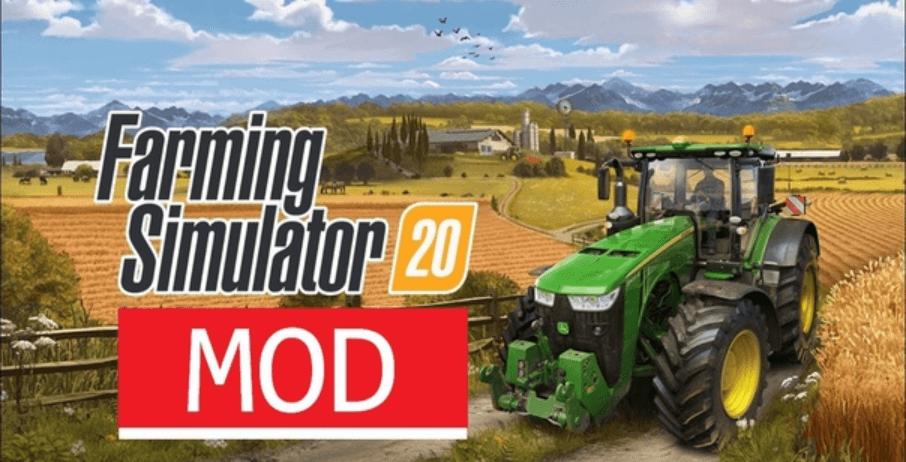 Скачать Farming Simulator 20 на Андроид мод много денег