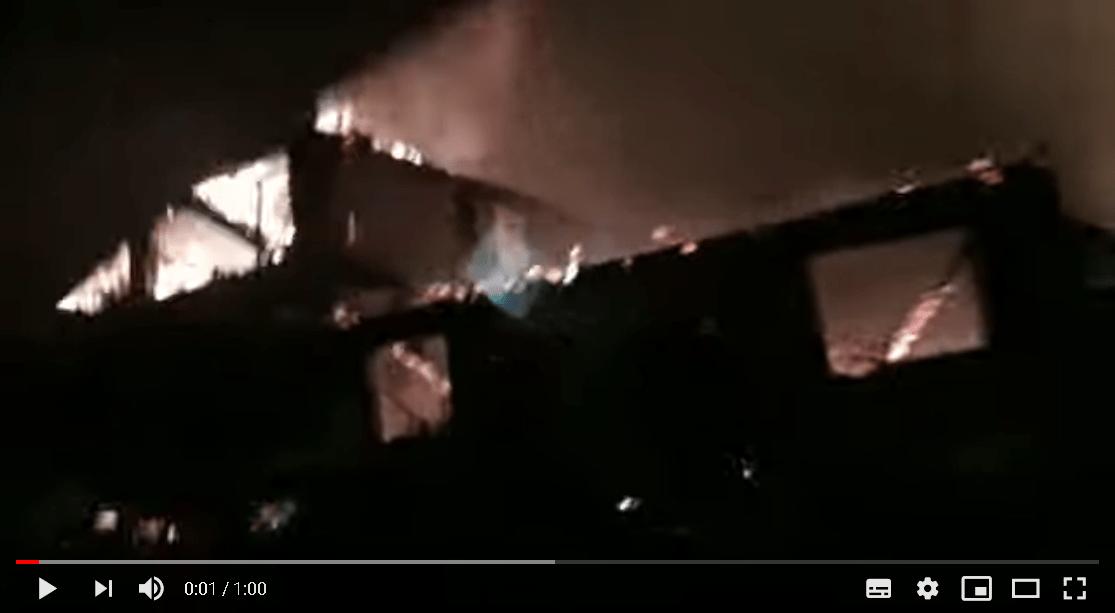 Кордай горит Казахи наказали Дунганов село Масанчи смотреть онлайн