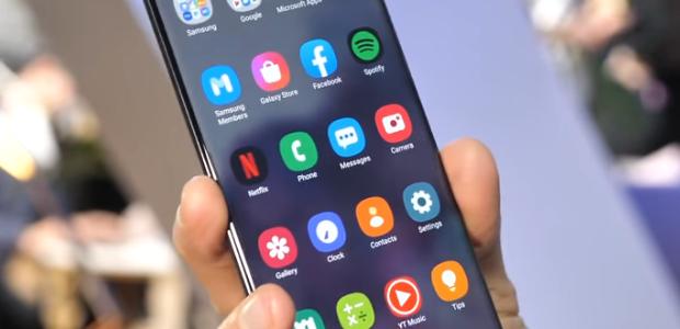 Samsung Galaxy S20 ULTRA видео обзор