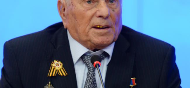 Легендарный разведчик Алексей Ботян умер на 104 году жизни