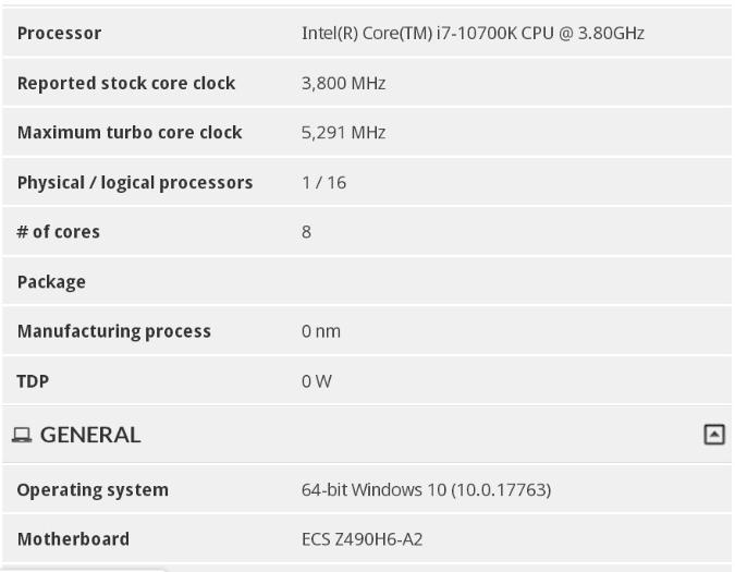 Intel Core i7-10700K с частотой 5.3 ГГц 8 ядер превзайдет AMD Ryzen 7 3800Х по производительно и цене!