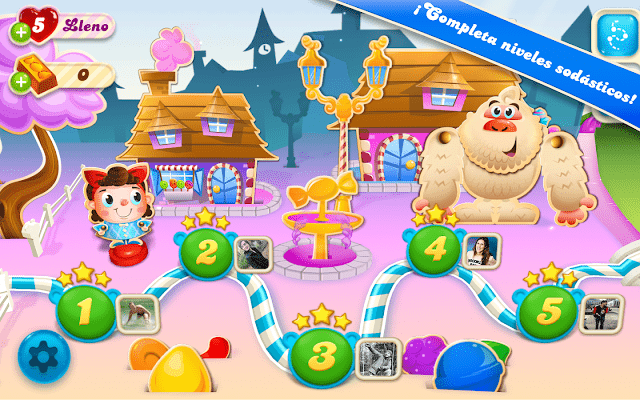 Скачать Candy Crush Saga 1.168.0.3 на Андроид
