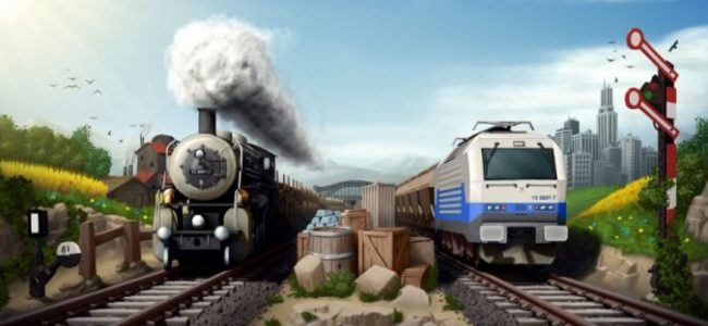 Поезда играть онлайн бесплатно