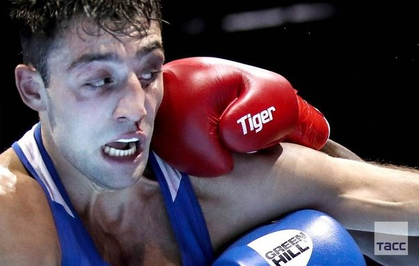 При задержании Георгия Кушиташвили сотруднику Росгвардии сломали нос