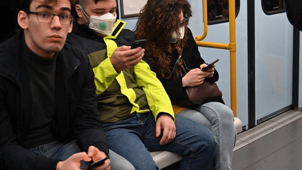 В Италии резкий рос зараженных Коронавирусом с 4 до 79