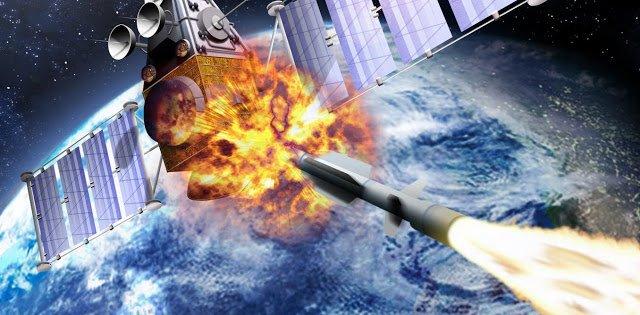 НАТО боится сближения Российского спутника с космическим аппаратом США