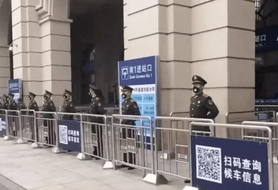 Китайские власти снимают карантин с провинции Хубей 25 марта 2020