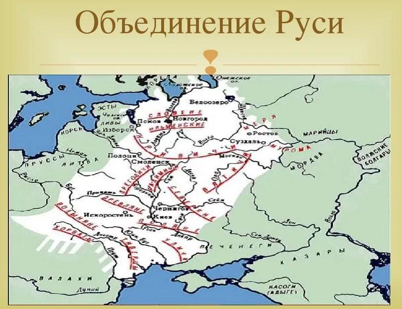 Было ли объединение Руси неизбежным?
