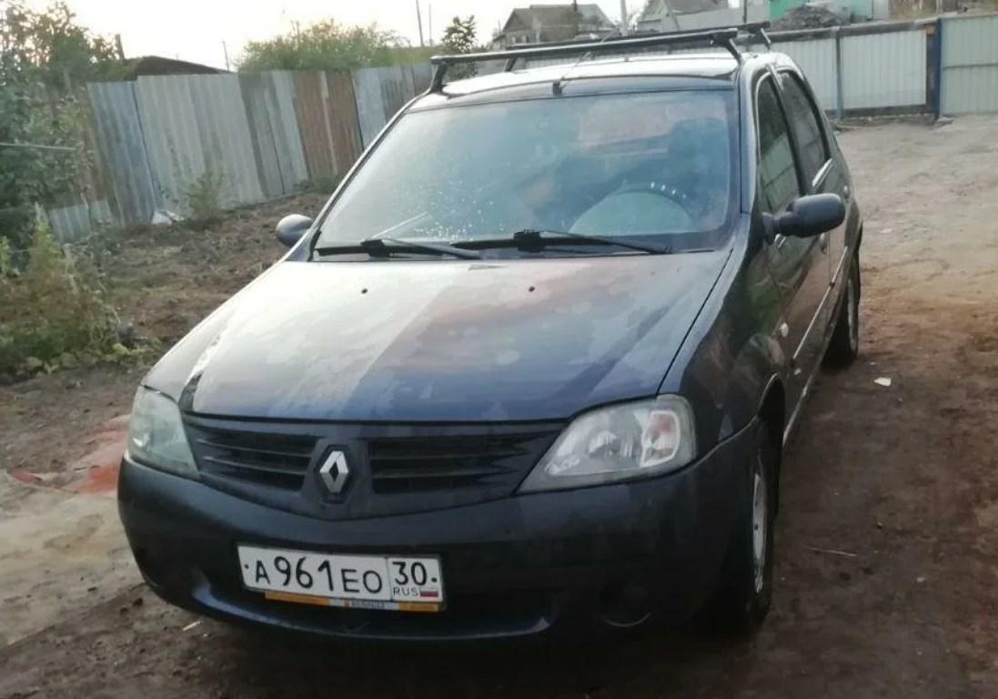 Почему я купил Renault Logan?